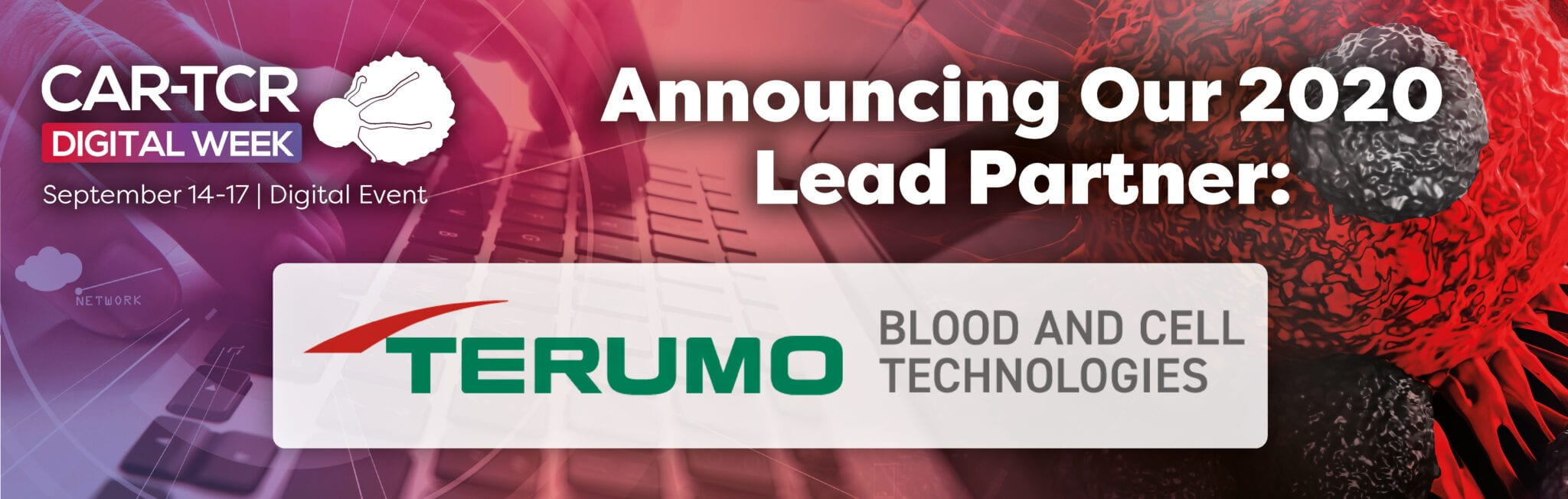 CART Digital Week - Terumo Lead Partner
