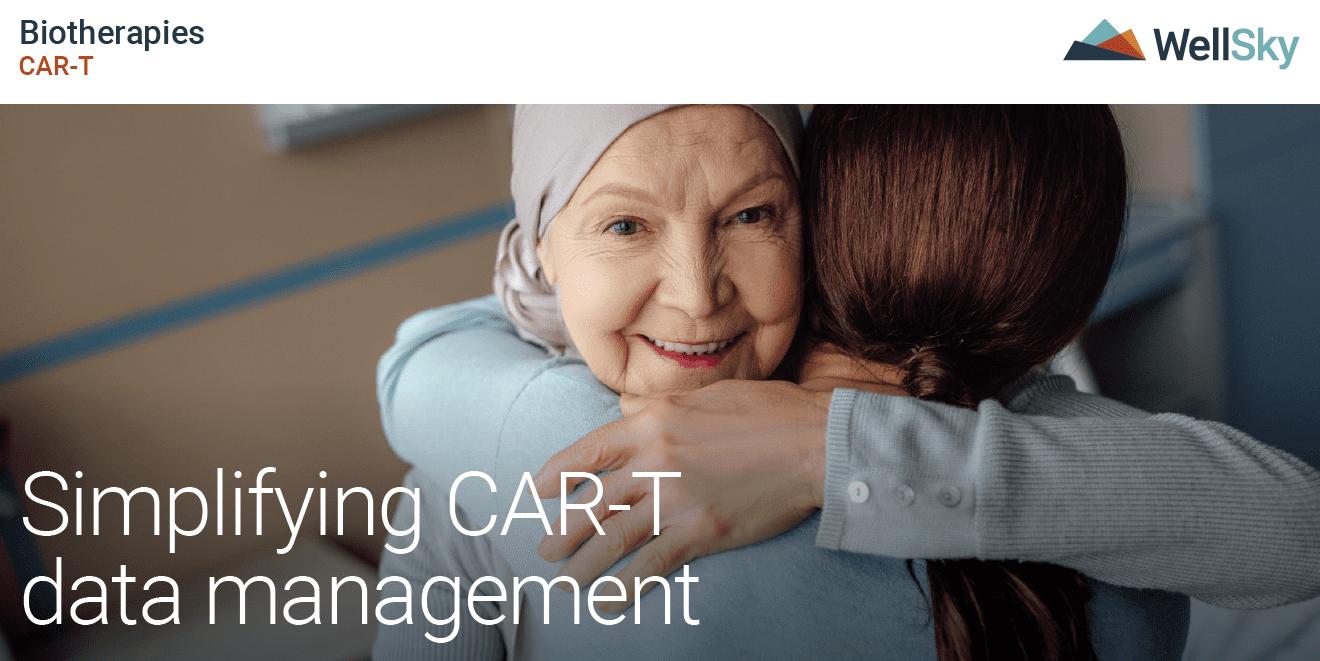 simplify car-t data management